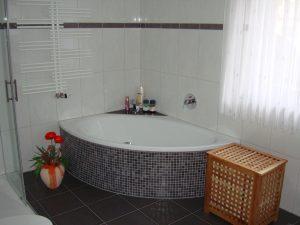 Badewannenanlage
