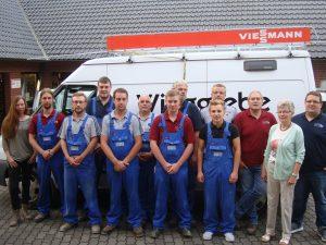 Mitabrbeiter der Wieggrebe GmbH